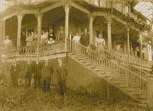 The old house circa 1911